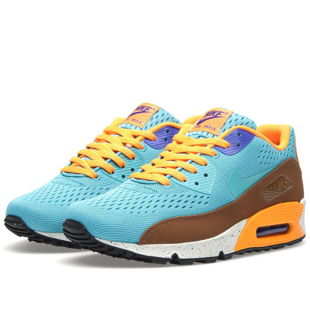 new products 510f2 ec40e Nike Air Max 90 EM  Beaches of Rio  Sport Turquoise   END.