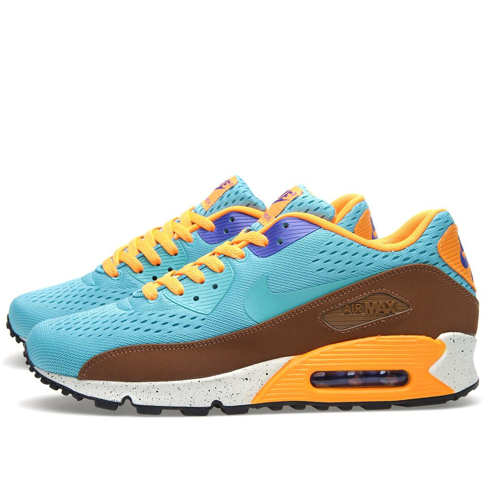 new products a64f1 df651 Nike Air Max 90 EM  Beaches of Rio  Sport Turquoise   END.