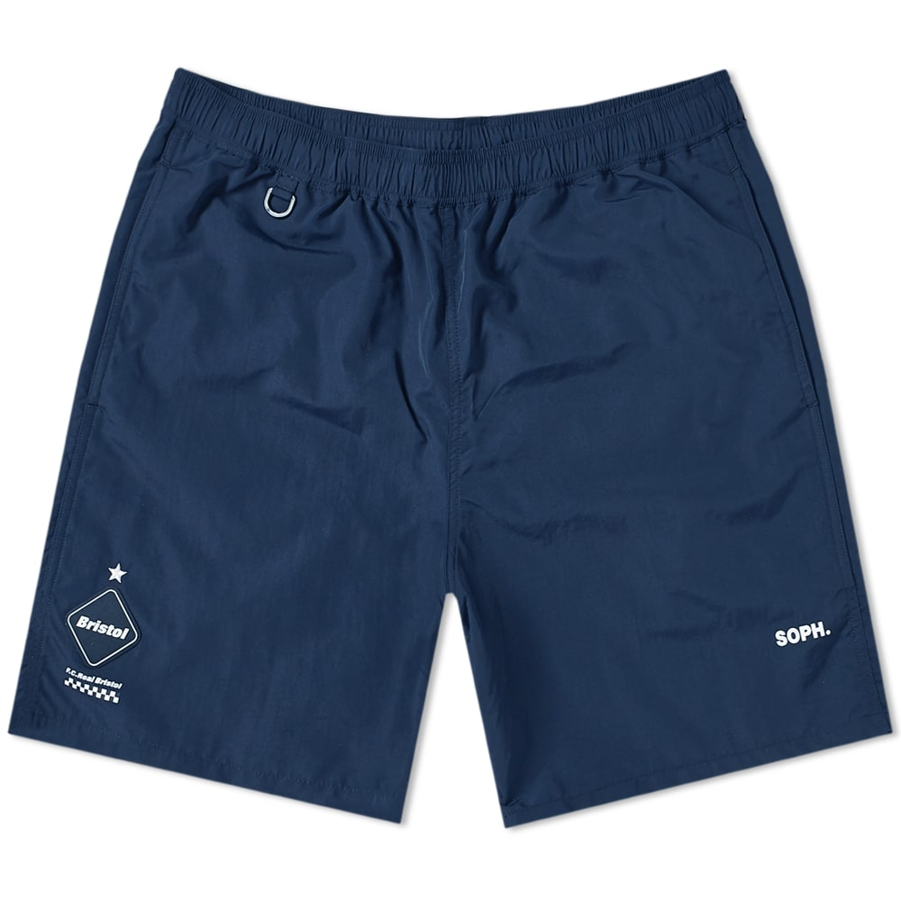 F.C.REAL BRISTOL | F.C. Real Bristol Nylon Easy Shorts Navy | Goxip