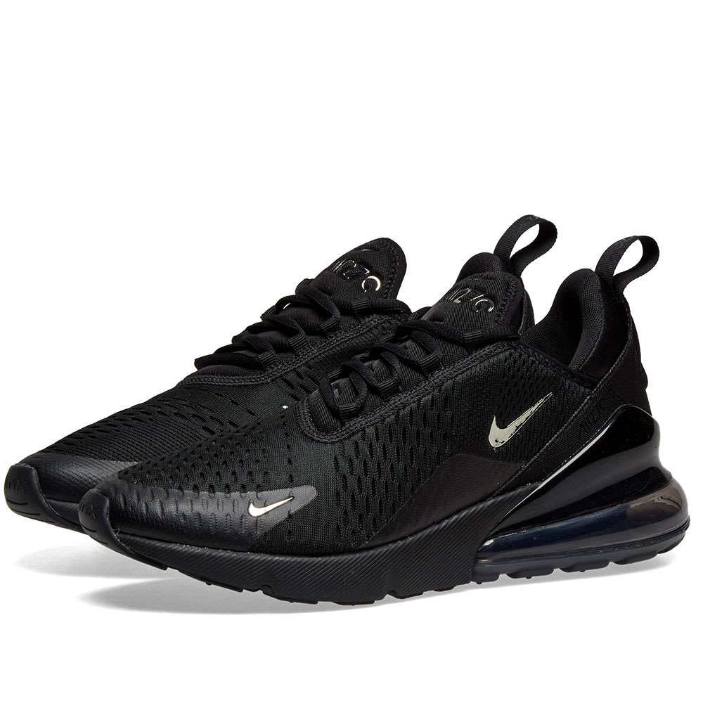 Nike Air Max 270 BlackChrome Pure Platinum CI2671 001