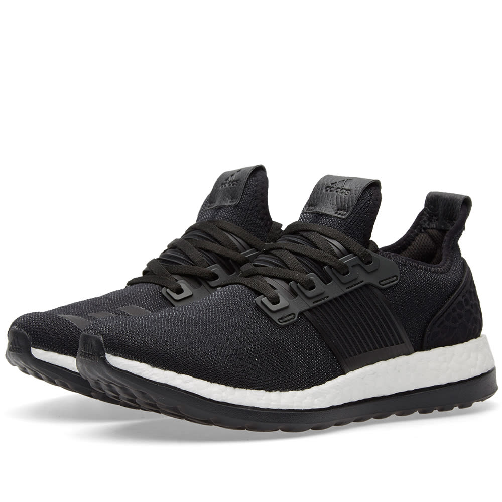2ef008163 Adidas Pure Boost ZG Ltd. Core Black