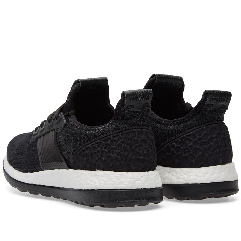 42f51c96b179d Adidas Pure Boost ZG Ltd. Core Black