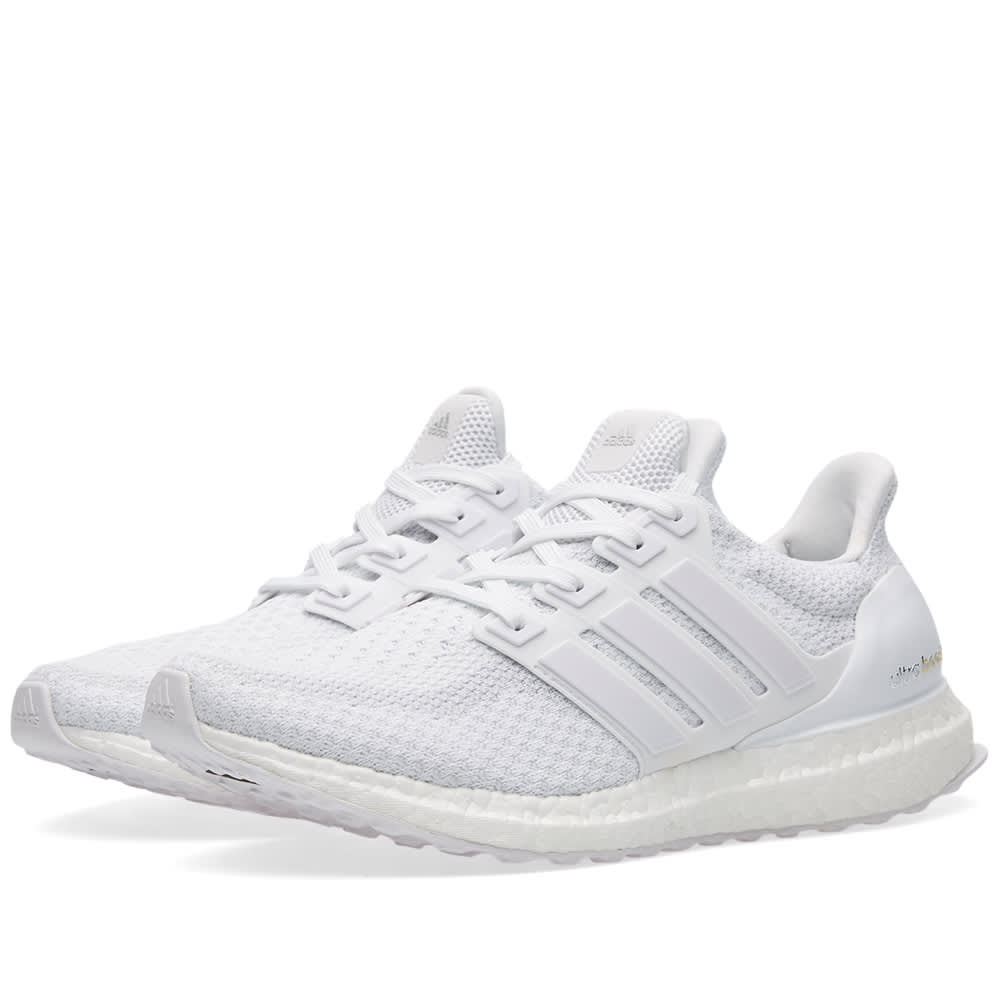 low priced abe3b 7c259 Adidas Ultra Boost M Triple White   END.