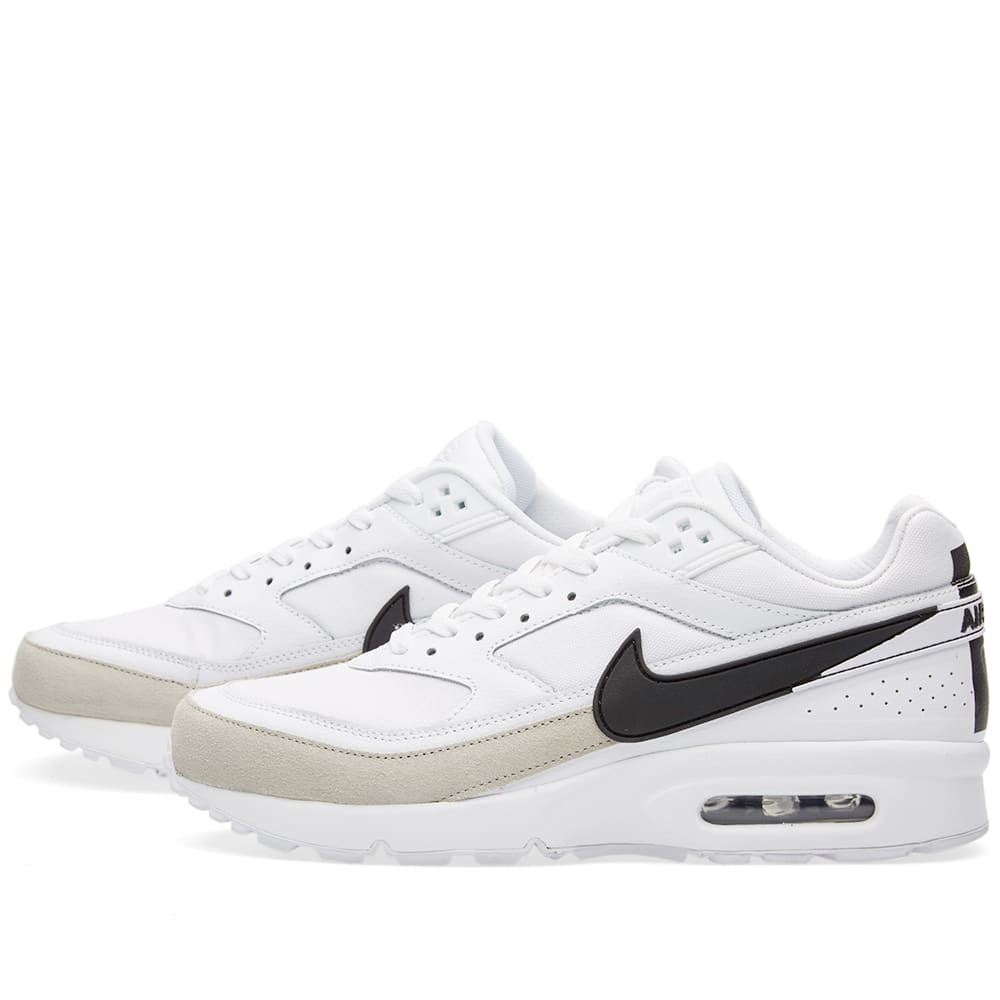 nike air max bw white