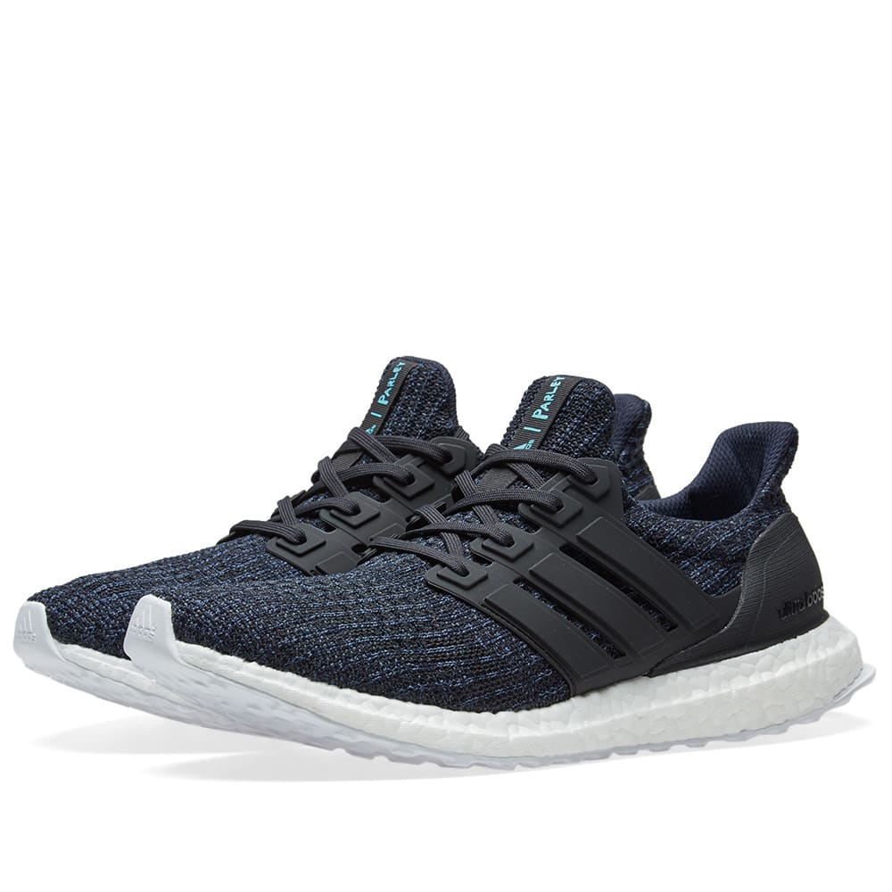 hot sale online 22f31 0f512 Adidas Ultra Boost Parley Legend Ink, Carbon   Blue   END.