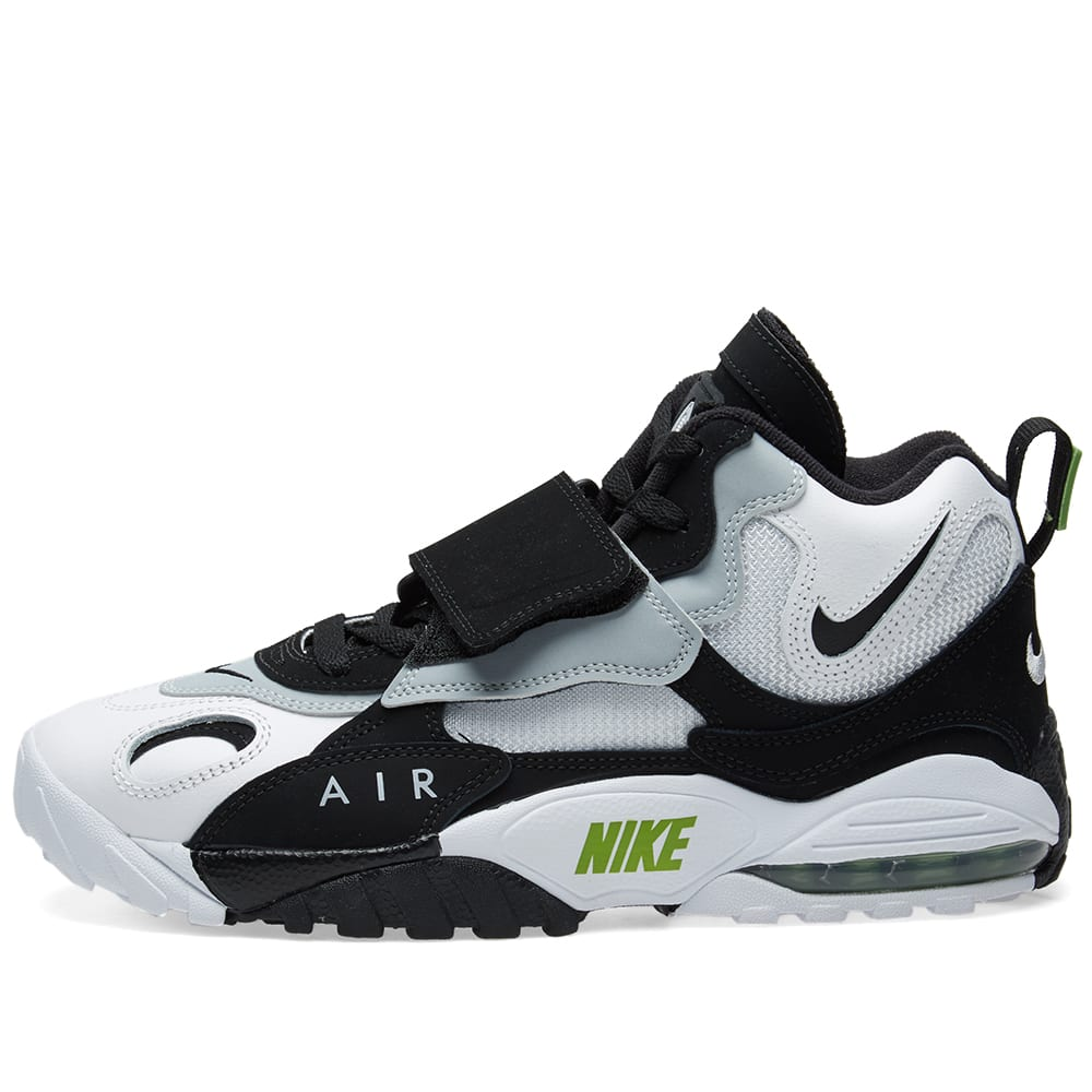 innovative design f3c8d abf8d Nike Air Max Speed Turf White, Black   Grey   END.