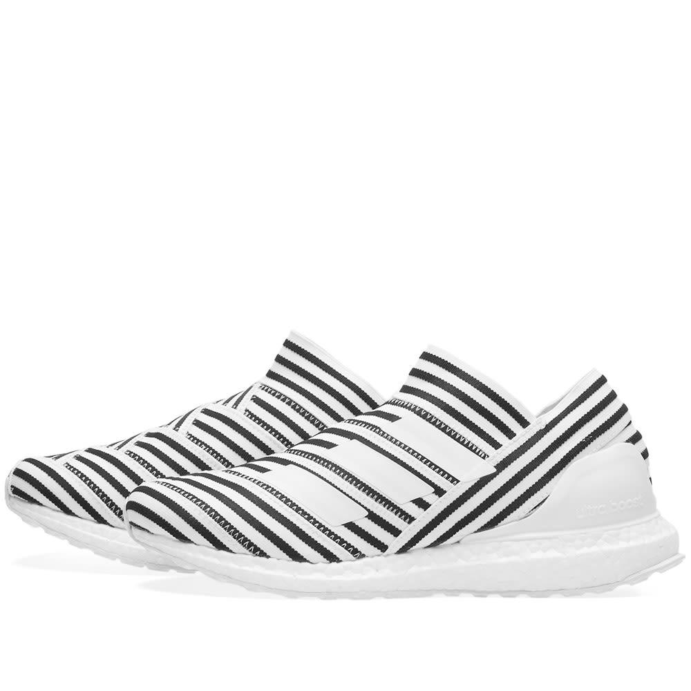 6ce8a6aa562a Adidas Consortium Nemeziz Tango 17+ 360 Agility White & Black | END.