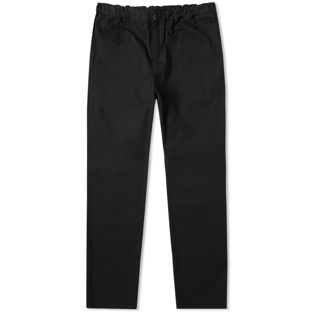 A KIND OF GUISE ELASTICATED WIDE TROUSER