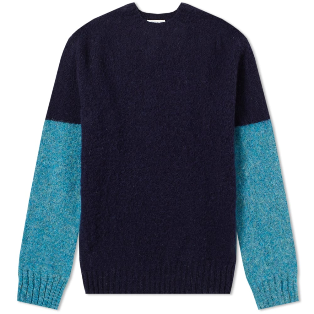 YMC YOU MUST CREATE YMC SKATE OR DIE CREW KNIT