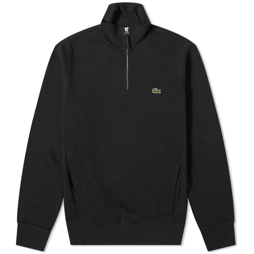 Lacoste Half Zip Sweat by Lacoste