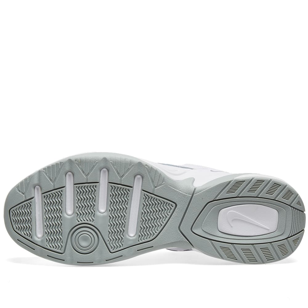vida Represalias Transitorio  Nike M2K Tekno White & Pure Platinum | END.