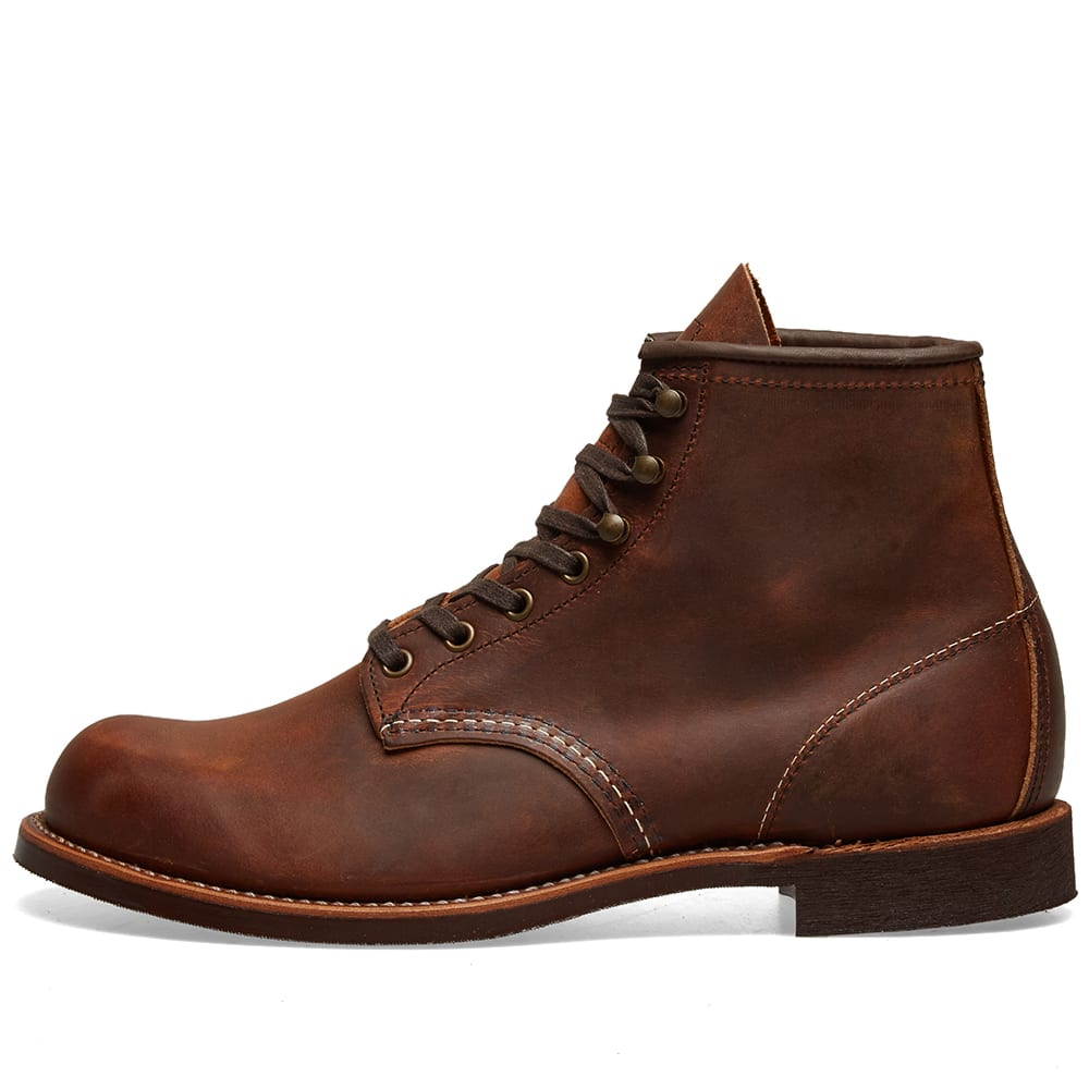 3a862186f1c Red Wing 3343 Heritage Work 6 Blacksmith Boot