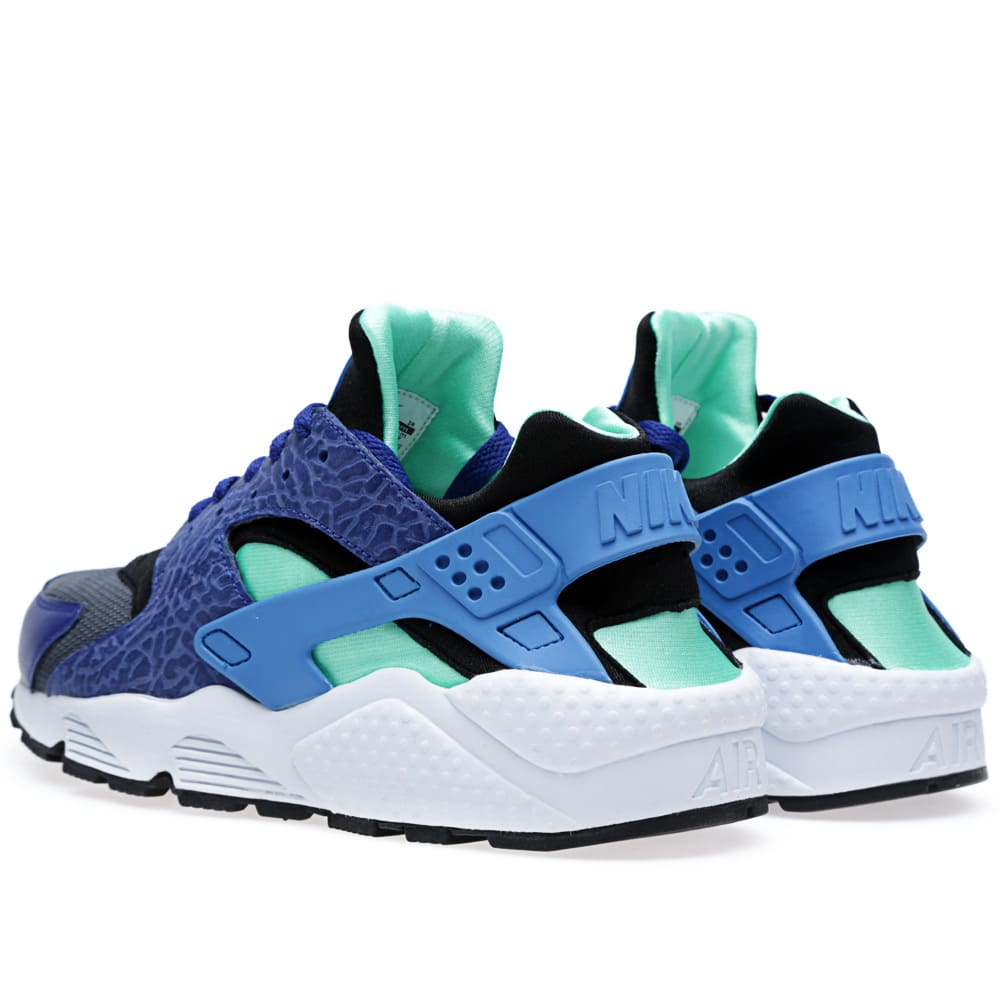 more photos 13700 42db1 Nike Air Huarache Deep Royal Blue   Blue Hero   END.