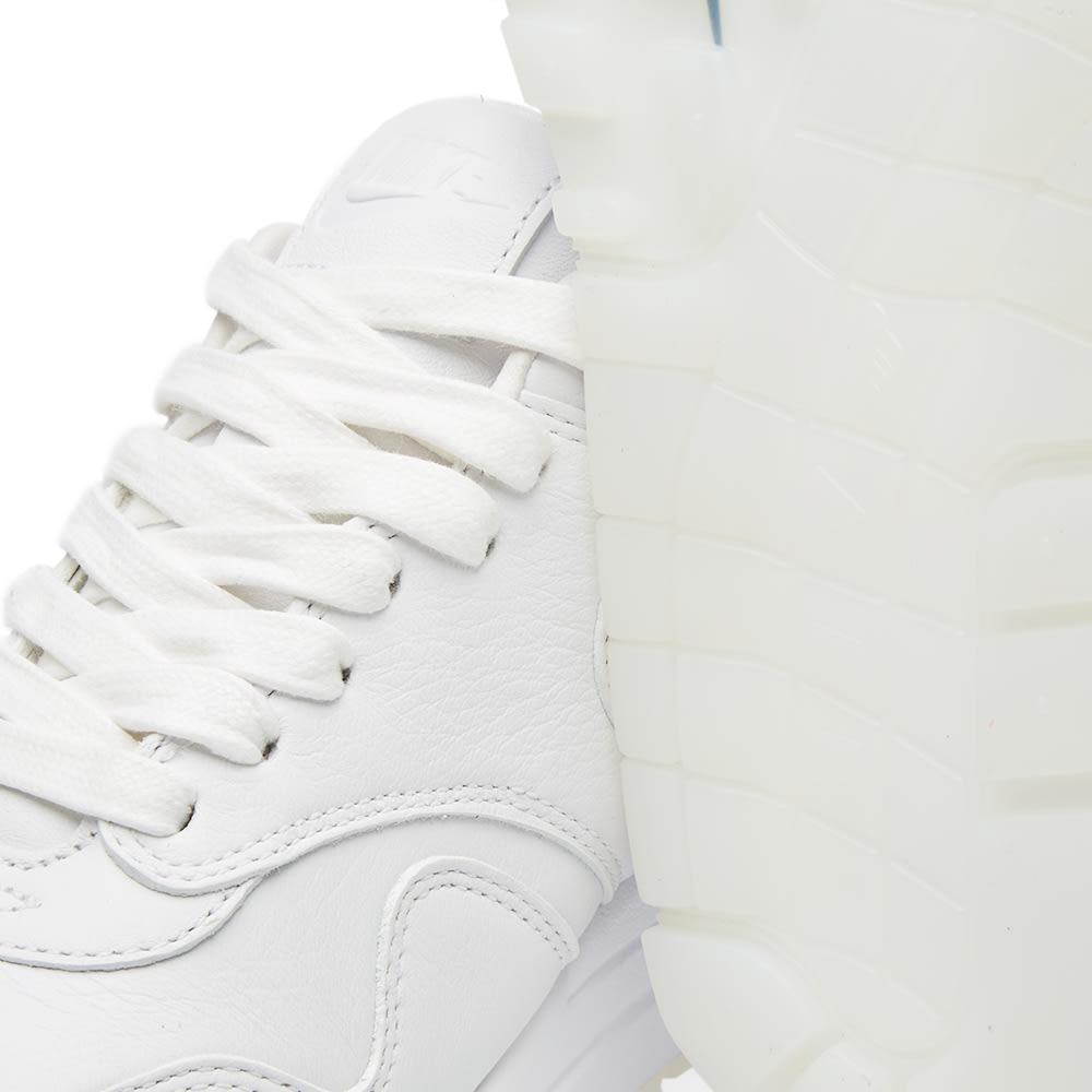 e1f223cdfb NikeLab Air Max 1 Pinnacle White | END.