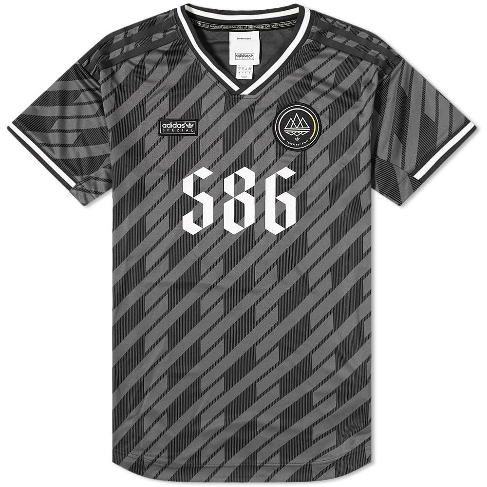 Adidas New Order x SPZL Football Jersey