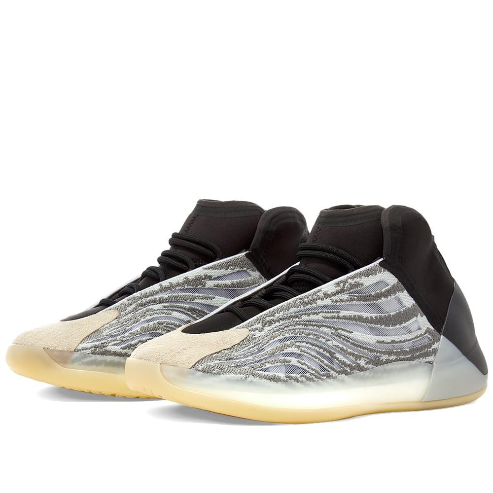 Adidas Originals Yeezy Qntm In Grey