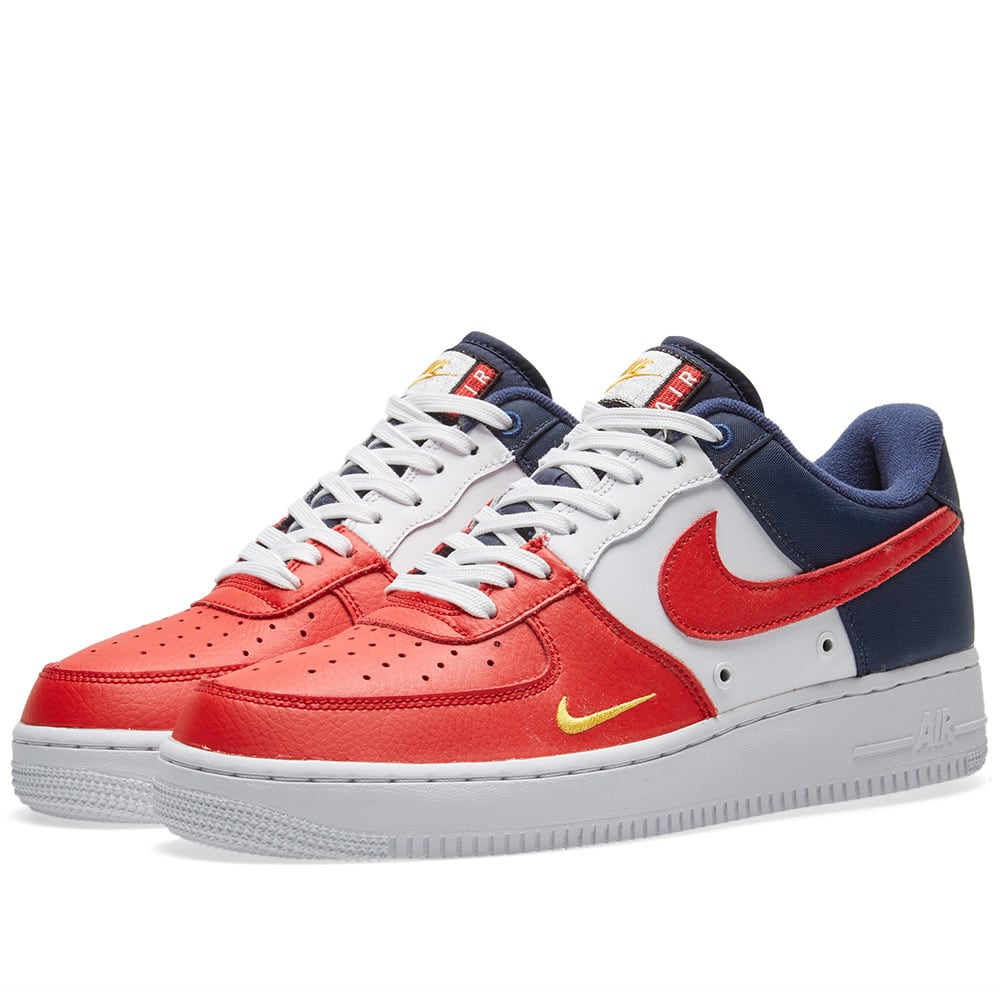 the best attitude 35468 c65b4 Nike Air Force 1 07 LV8 University Red   END.