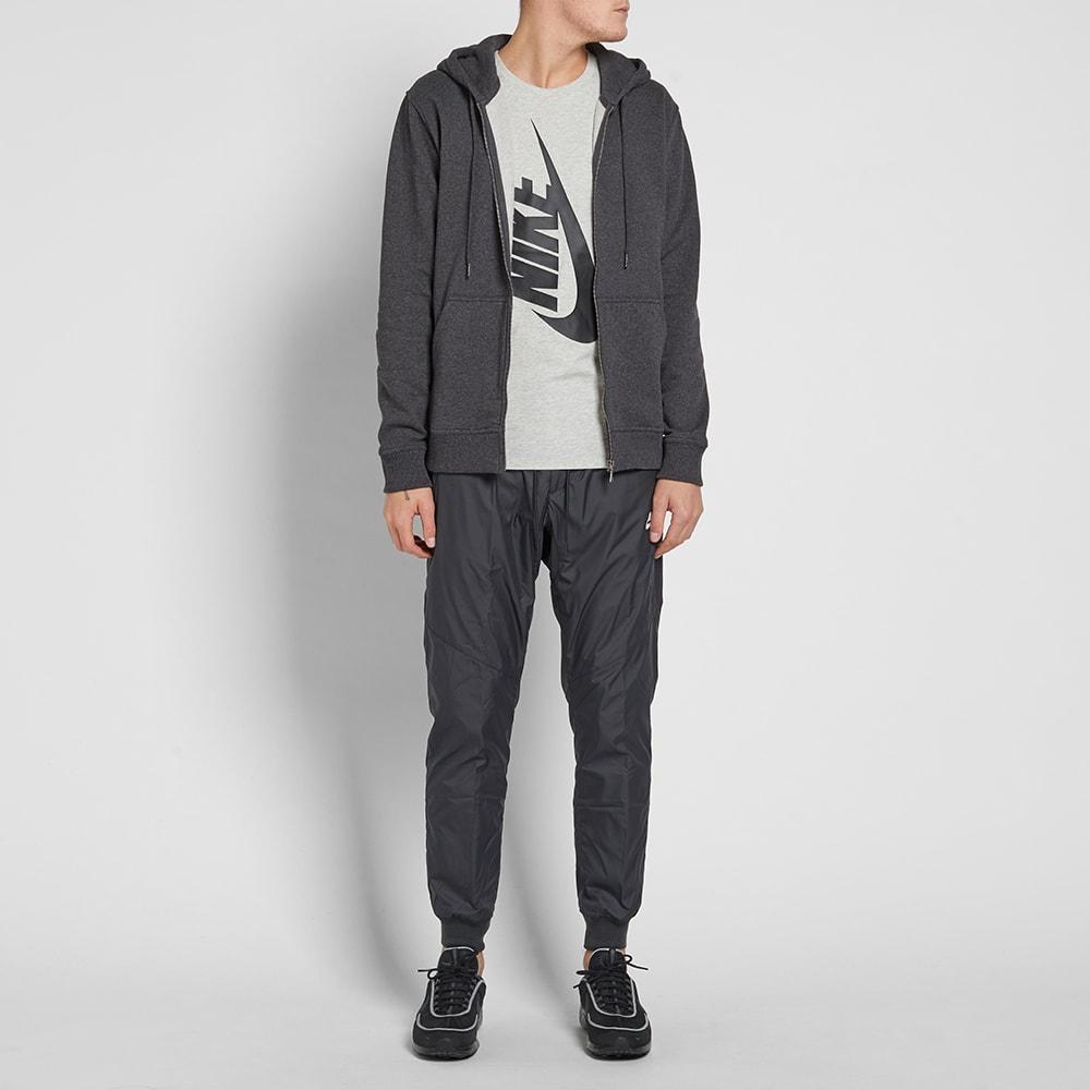 5f4a0b8a2c9d Nike Windrunner Pant Black   White