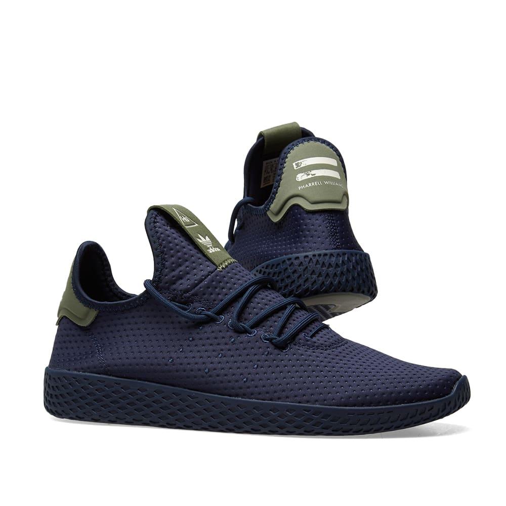 pick up e9362 f8a39 Adidas x Pharrell Williams Tennis HU