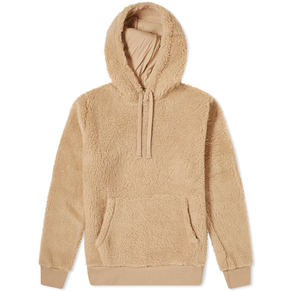 Hartford Sherpa Fleece Hoody by Hartford
