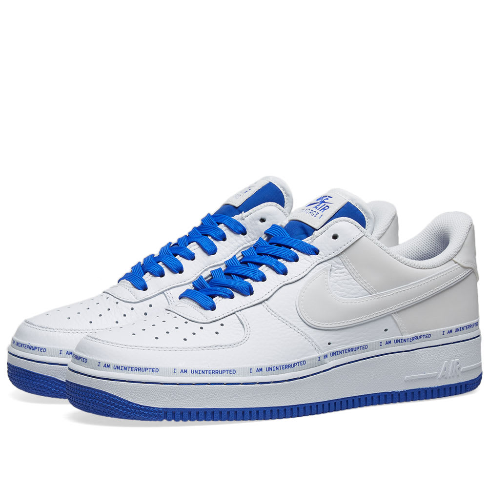 Nike X Lebron James Air Force 1 Mtaa by Nike