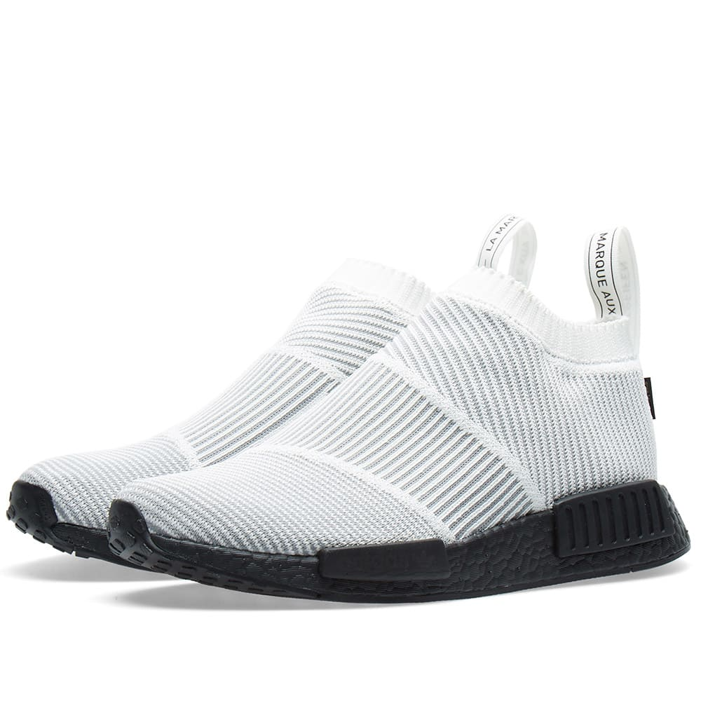 619b0dbef Adidas NMD CS1 GTX PK Core White   Black