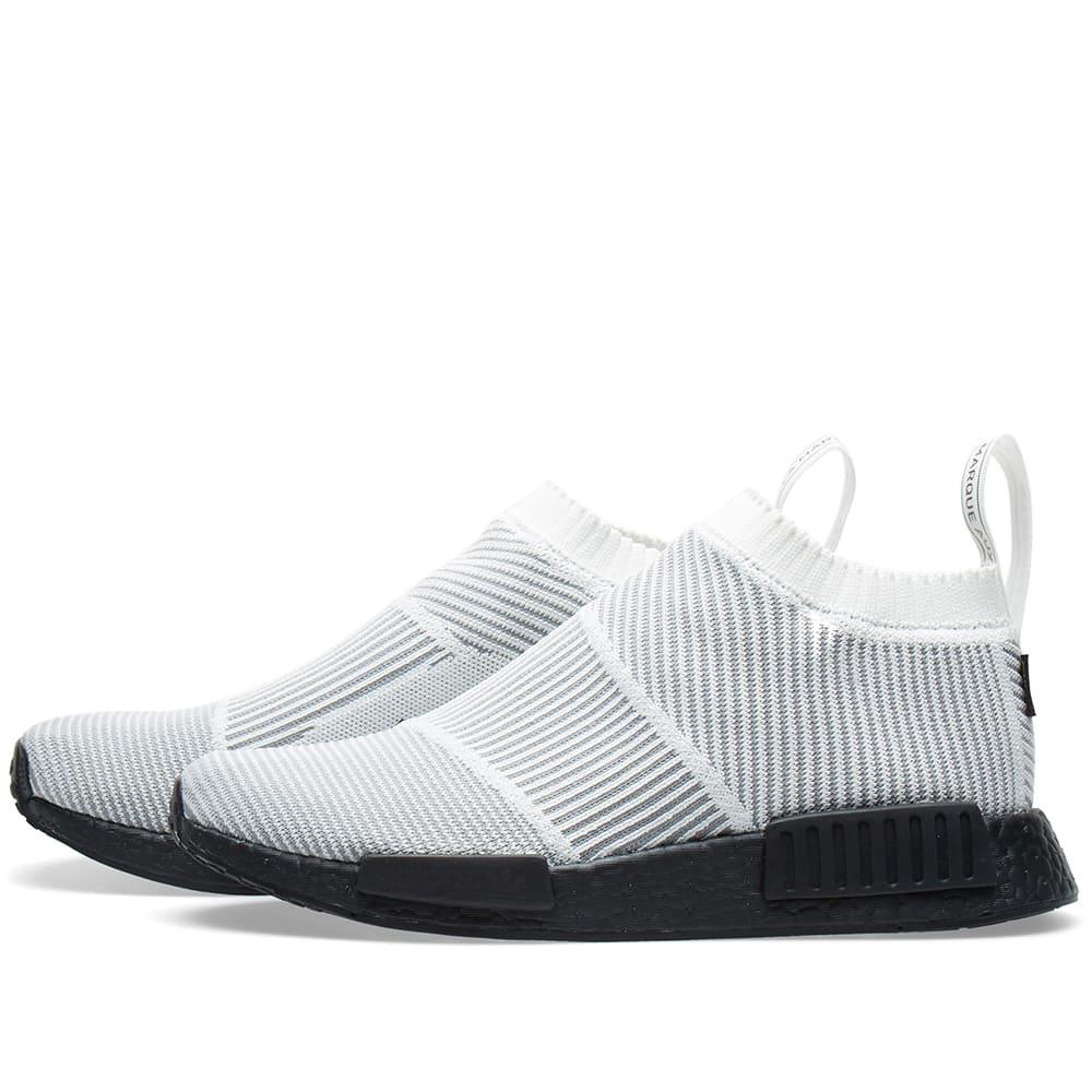 ddbc1ea3e Adidas NMD CS1 GTX PK Core White   Black
