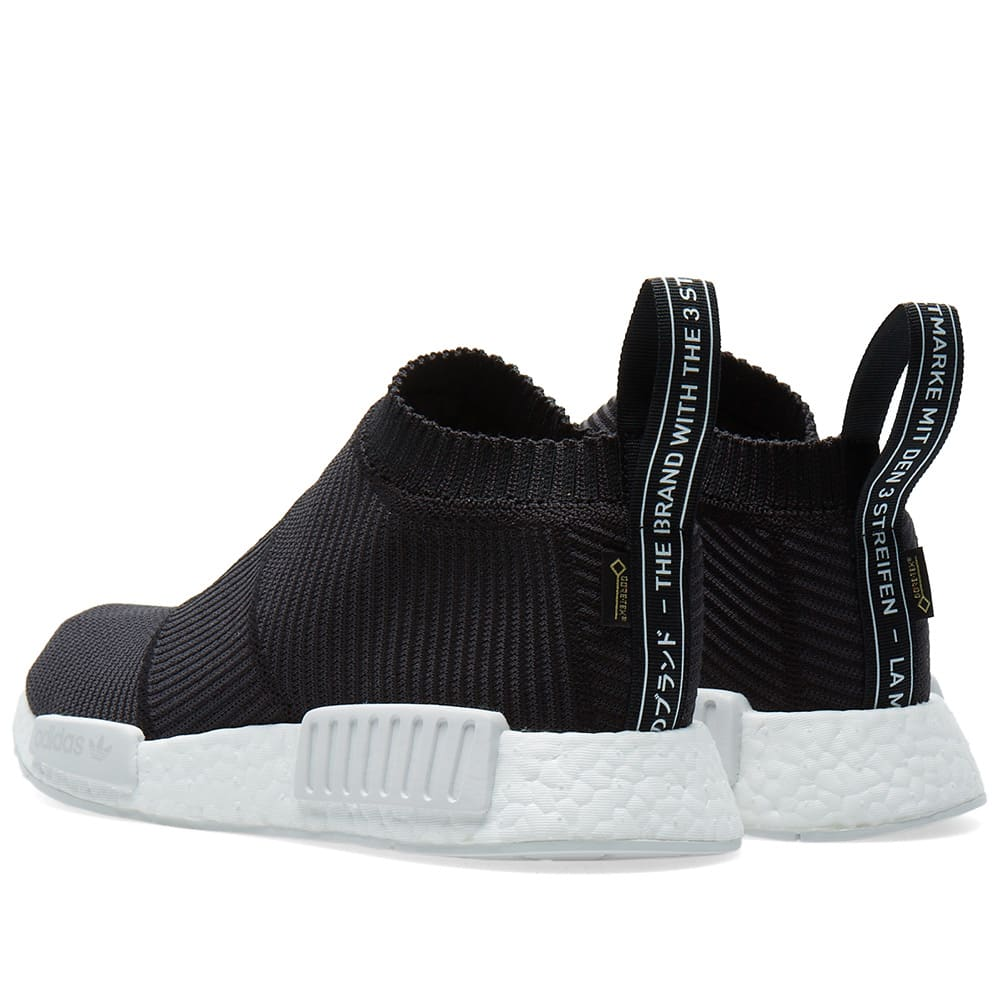 27a6084dad66a Adidas NMD CS1 GTX PK Core Black   White