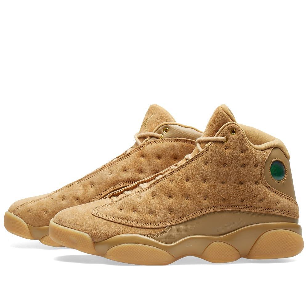 7e83dcb990c33b Nike Air Jordan 13 Retro Elemental Gold   Baroque Brown