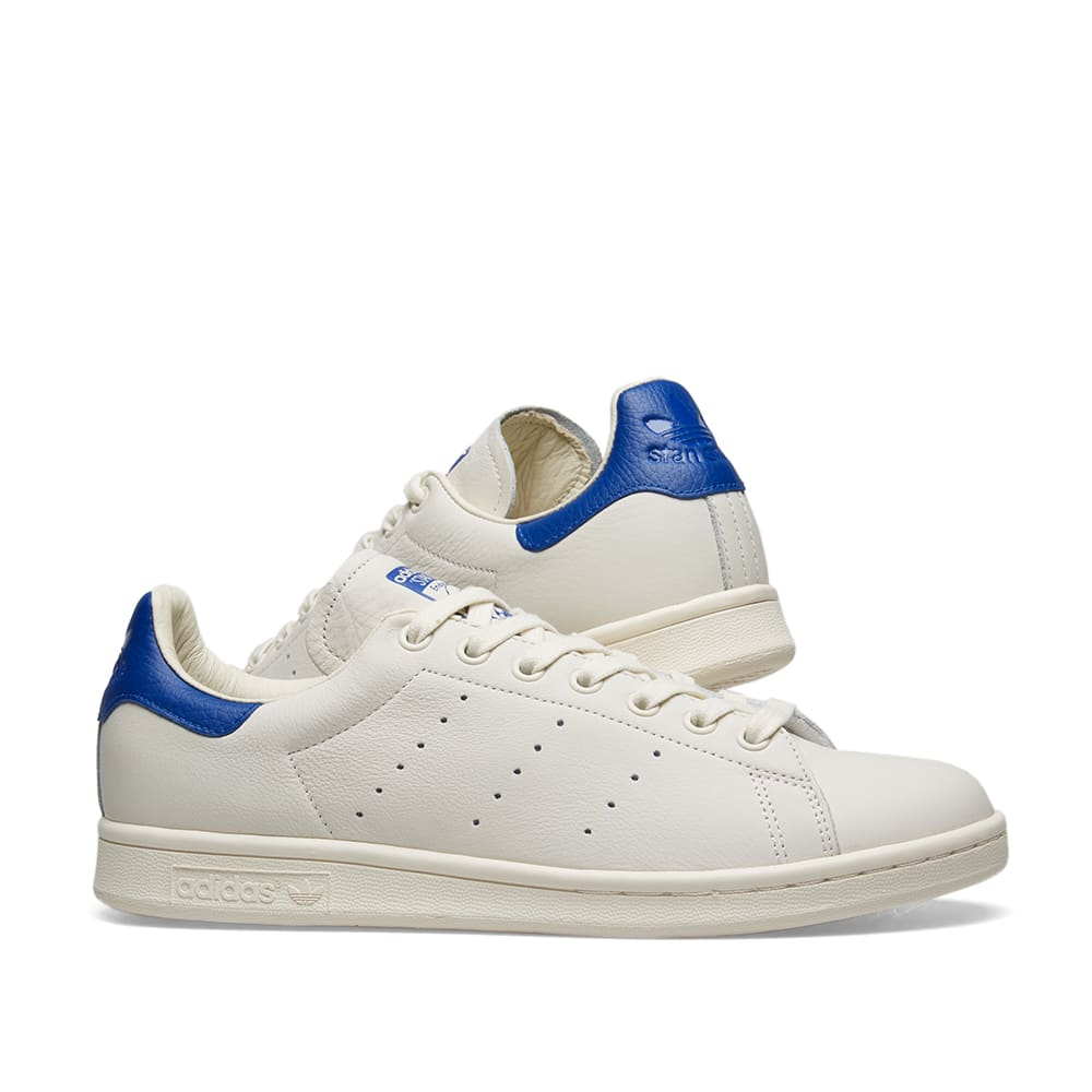 brand new b39e8 6e4e5 Adidas Stan Smith Premium. Chalk White ...