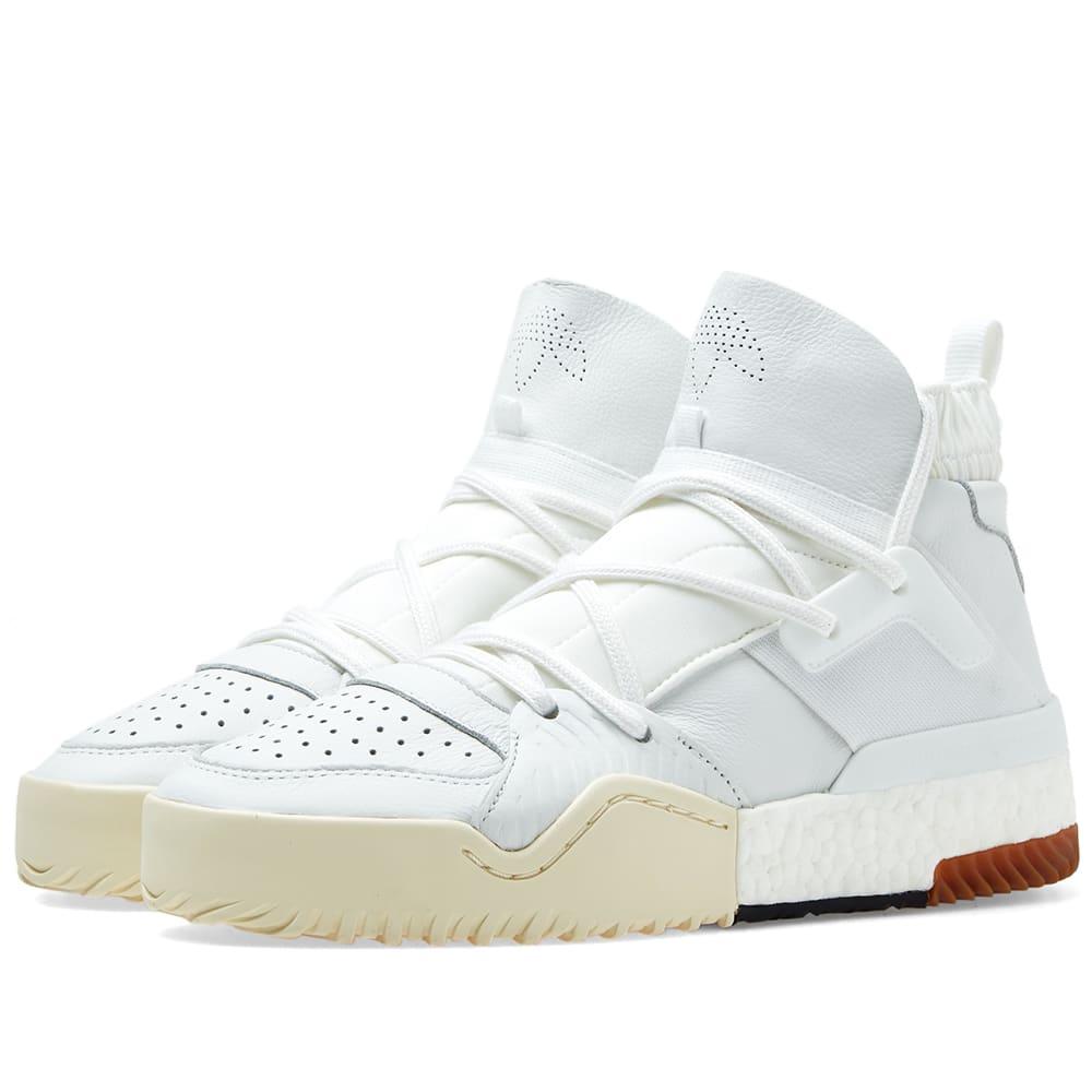 3a30f748e5d Adidas Originals by Alexander Wang BBall White