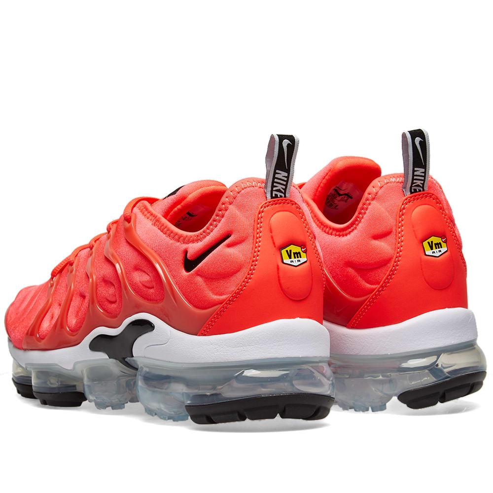 64916e85dac Nike Air VaporMax Plus Crimson
