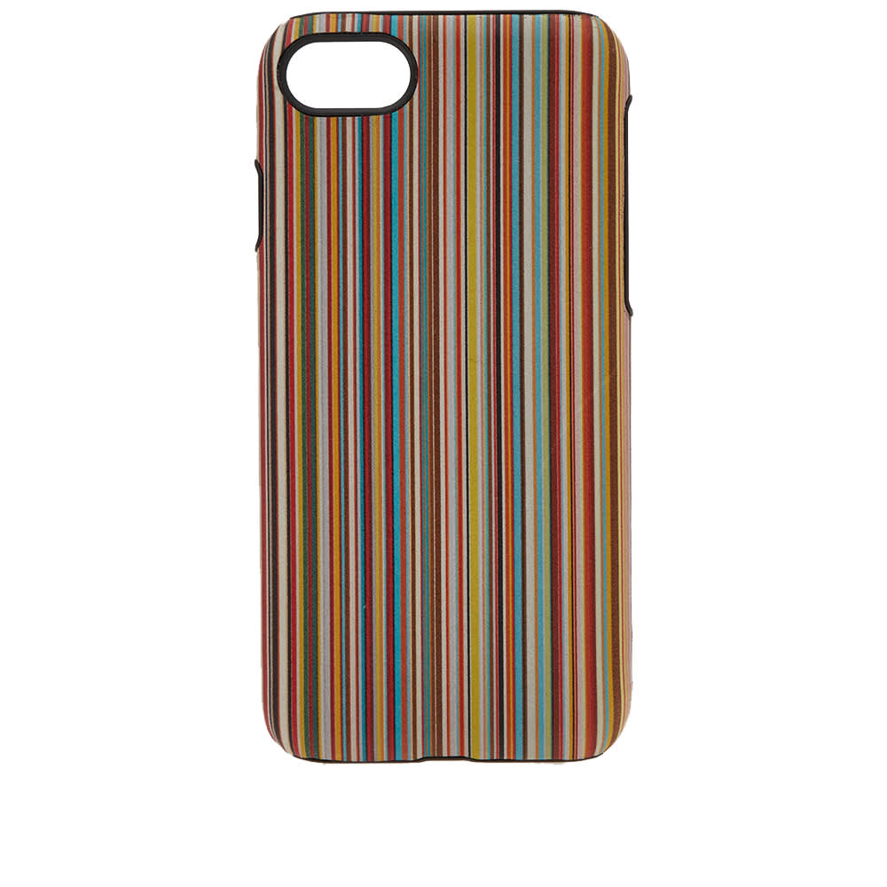 quality design 2c0f2 56ee3 Paul Smith Classic Stripe iPhone 8 Case