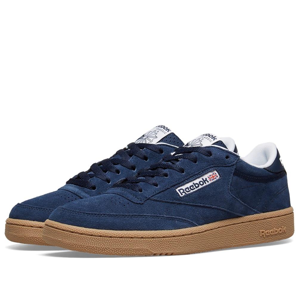 koko 40 tyylikkäät kengät käytettävissä Club C 85 Sneakers in Blue