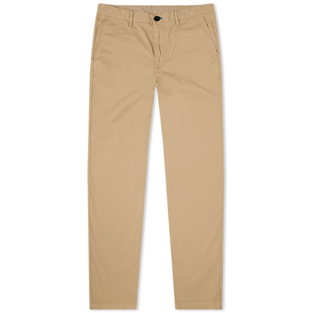 Paul Smith Tapered Fit Chino In Brown