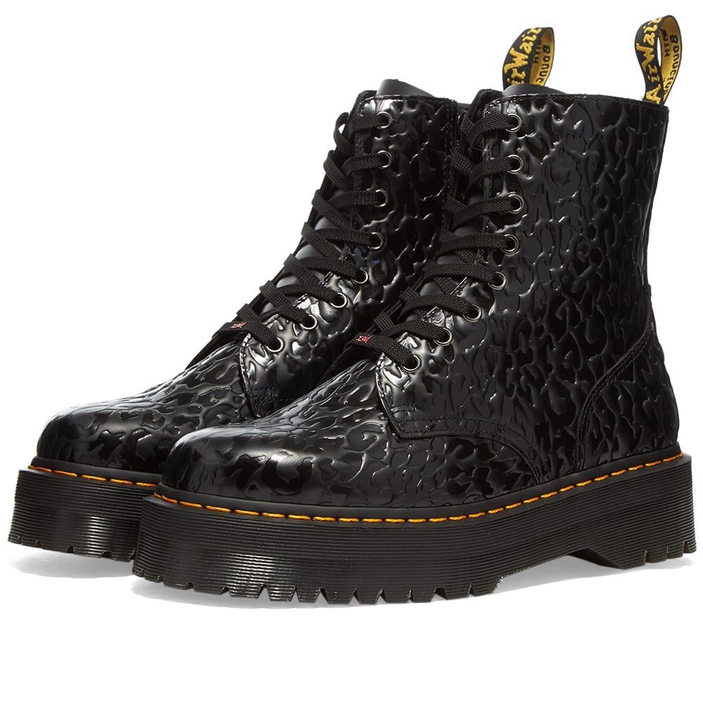 Dr. Martens x X-Girl Jadon Boot Black