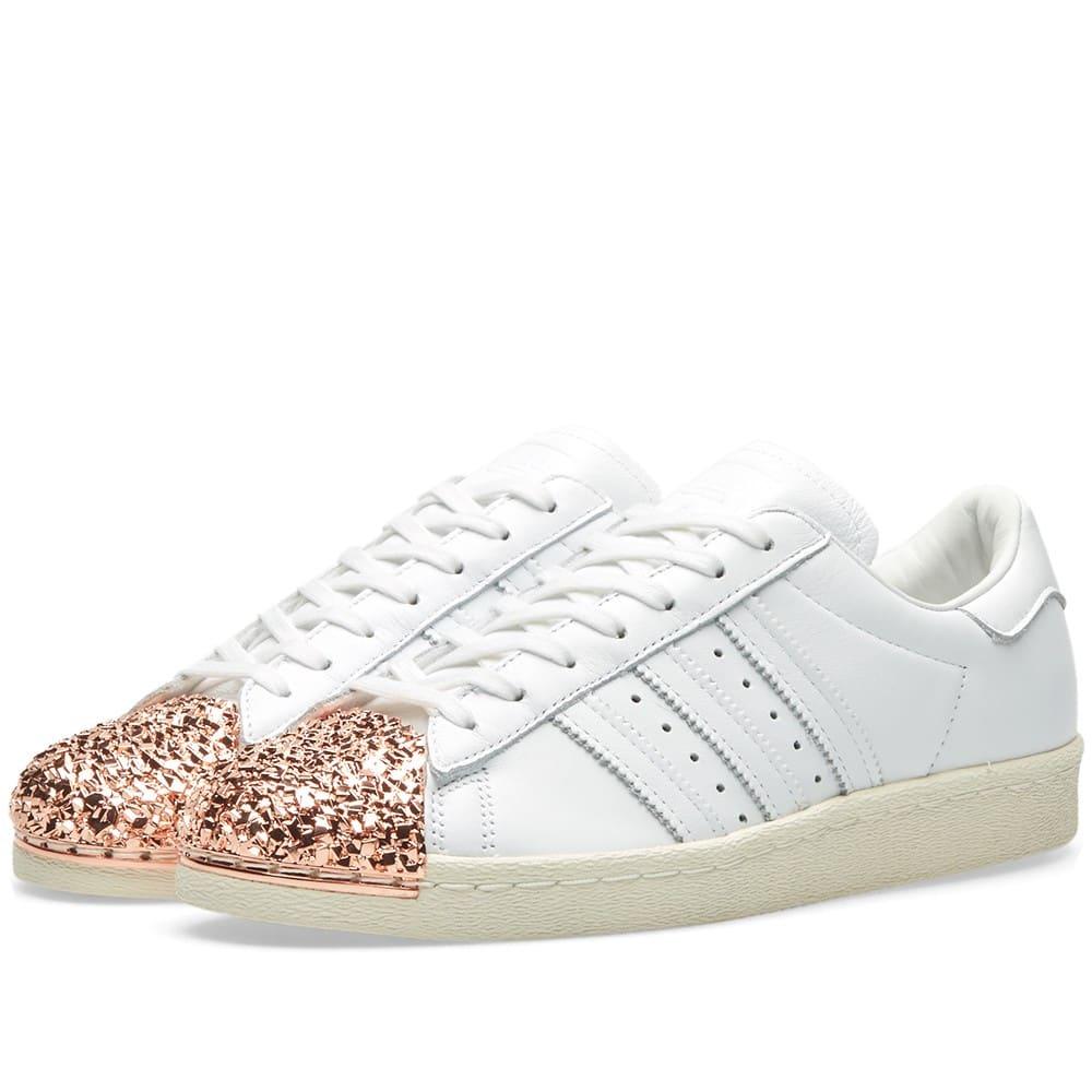 low priced b791c 18ba5 Adidas Women's Superstar 3D Metal Toe W