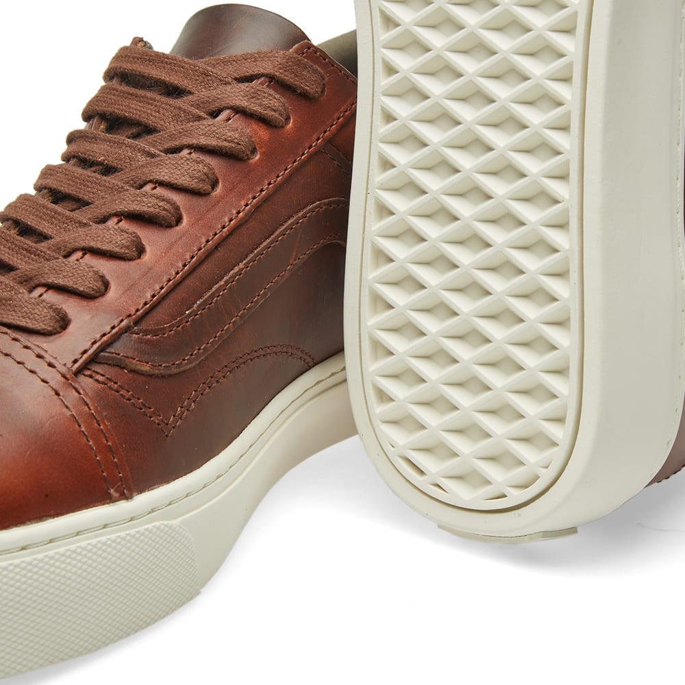 1a7e49e3f6 Vans Vault x Horween Leather Co. Old Skool Cup LX Bone  12