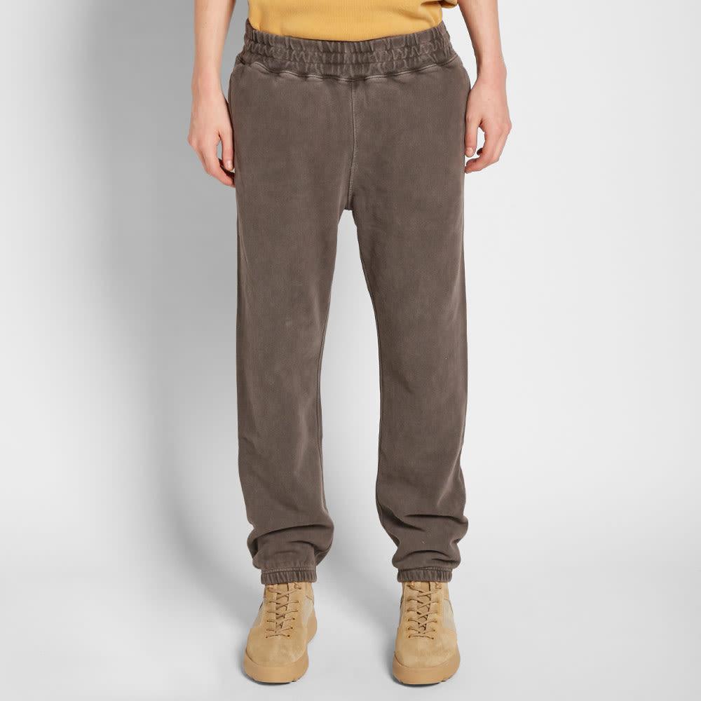 Yeezy Season 3 Fleece Sweat Pant Onyx