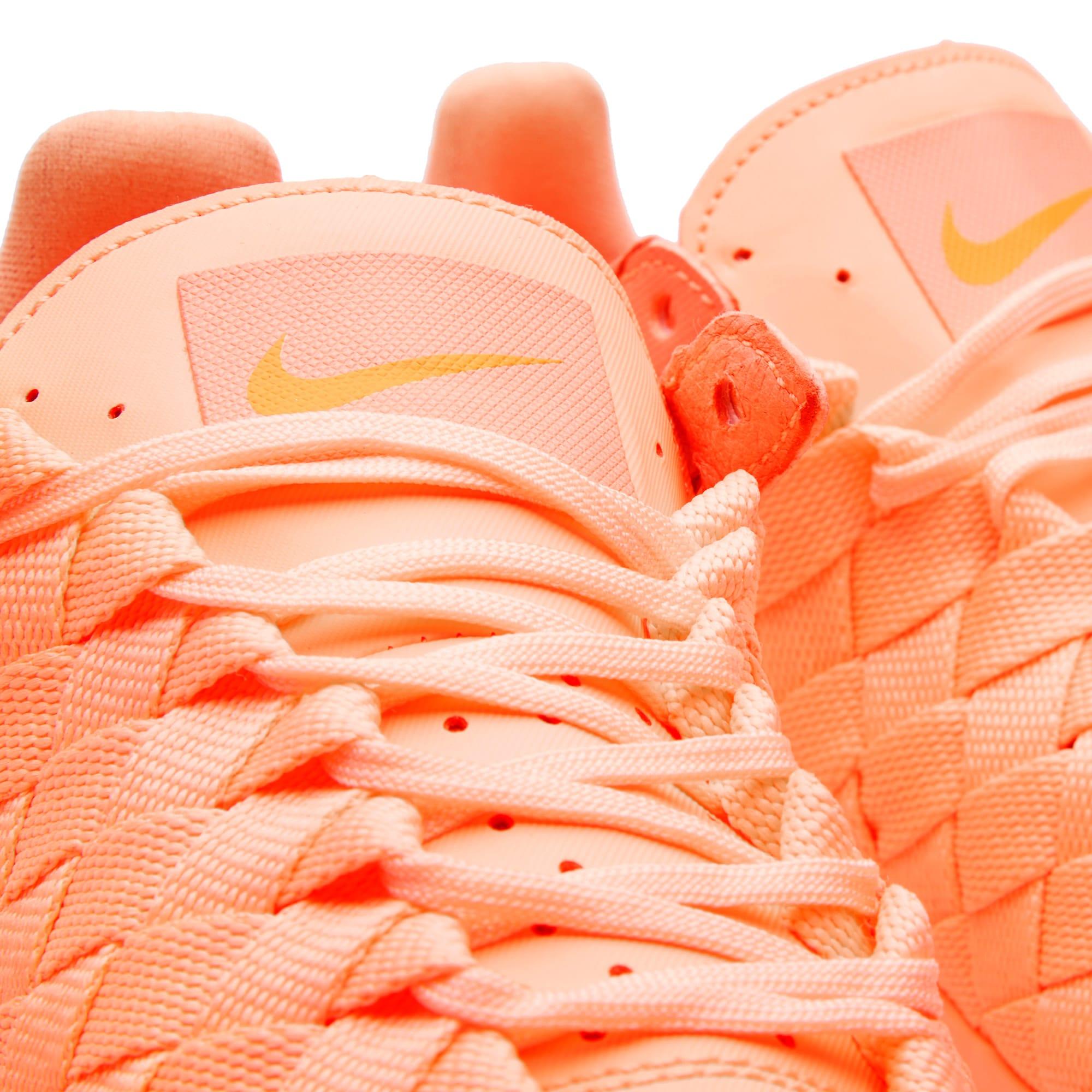 another chance 866f2 dddeb Nike Free Inneva Woven Tech SP. Sunset Glow   Kumquat