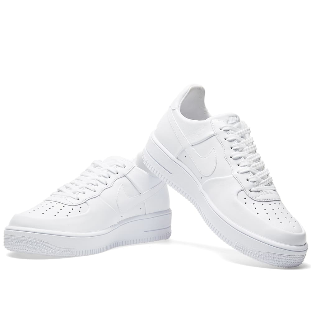nike air force 1 ultra force leather white. Black Bedroom Furniture Sets. Home Design Ideas