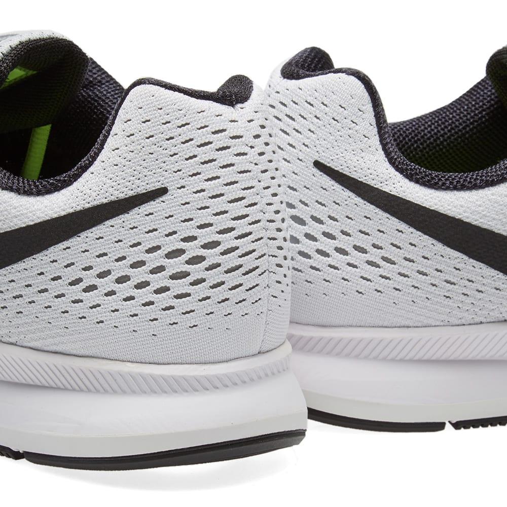 2fe4d5496e3a Nike Air Zoom Pegasus 33 TB Pure Platinum   Black