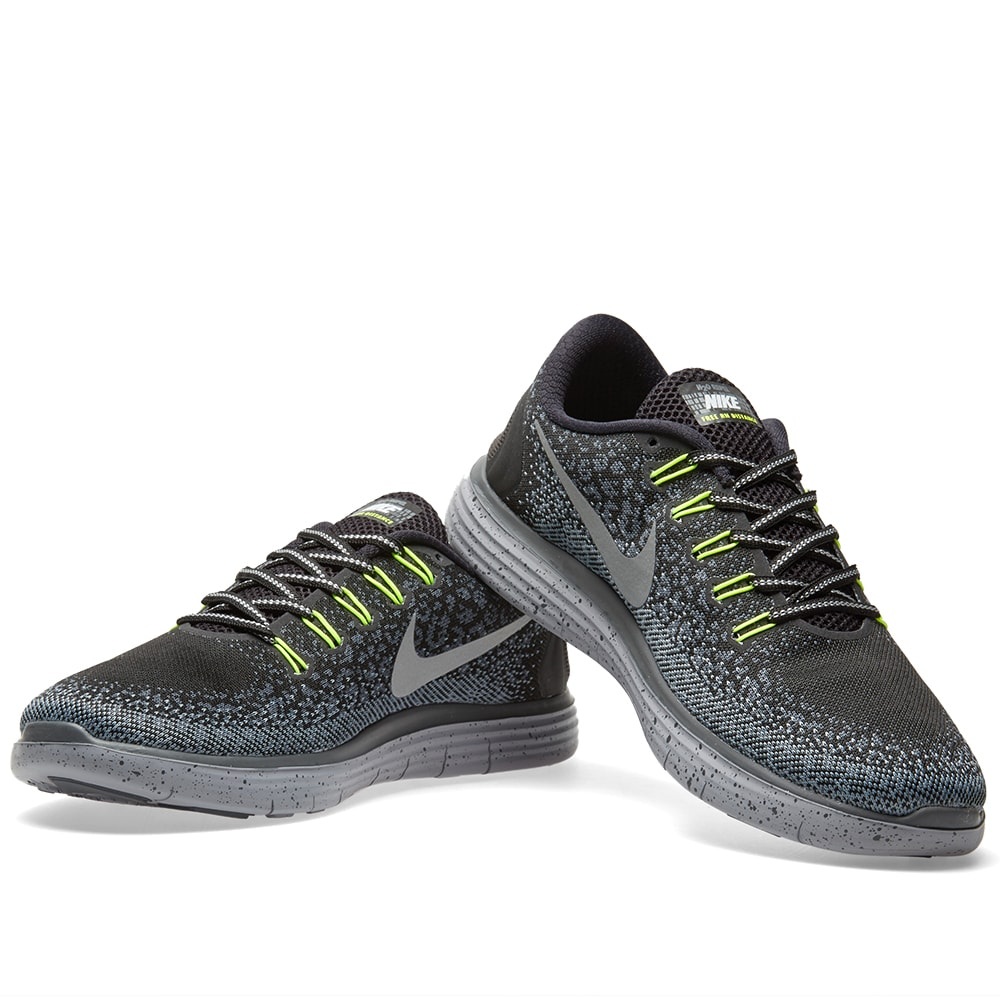 oben Nike Womens Free Run Distance Hyper VioletBl Tnt Frc