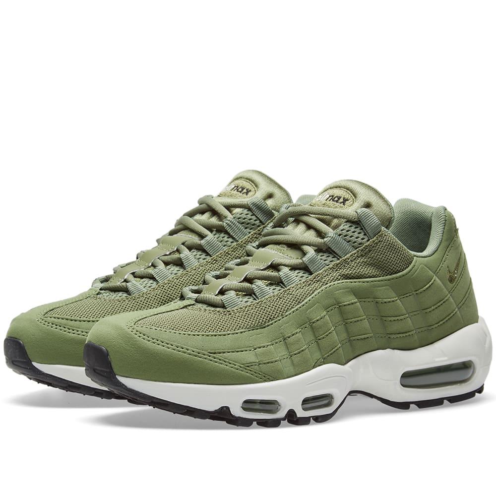air max 95 khaki green