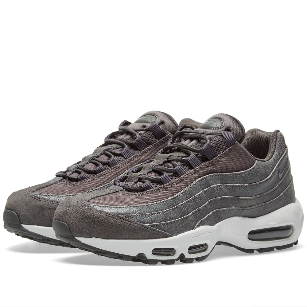info for e1e72 4e822 Nike W Air Max 95 Premium Midnight Fog & Matte Silver | END.