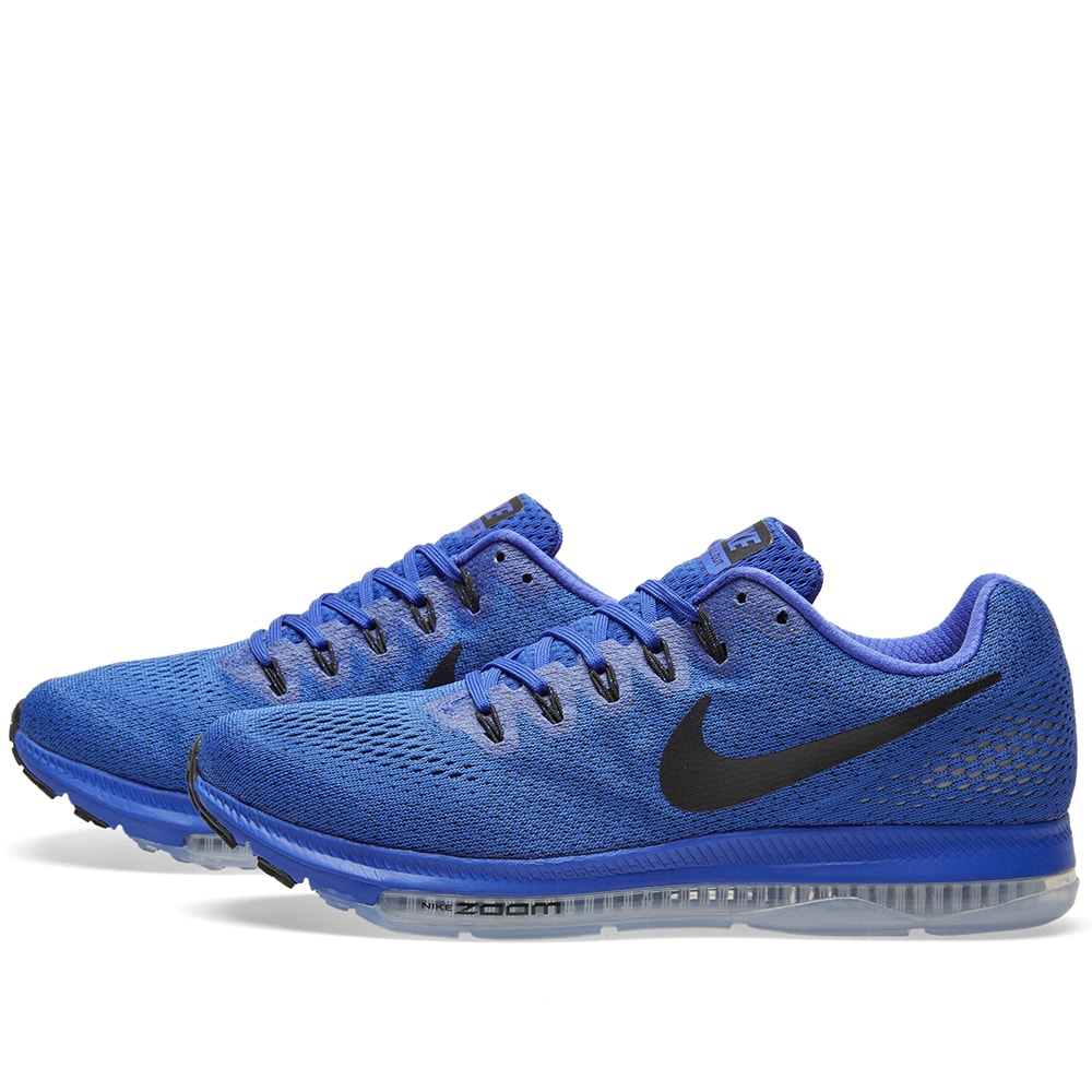 brand new 060d5 efffd Nike Zoom All Out Low Paramount Blue   Pure Platinum   END.