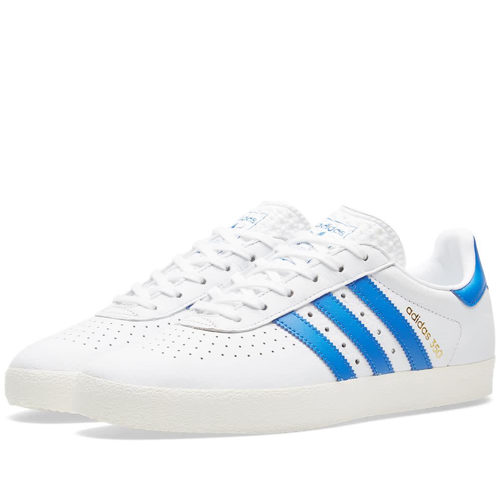 Adidas originali adidas 350, bianco modesens