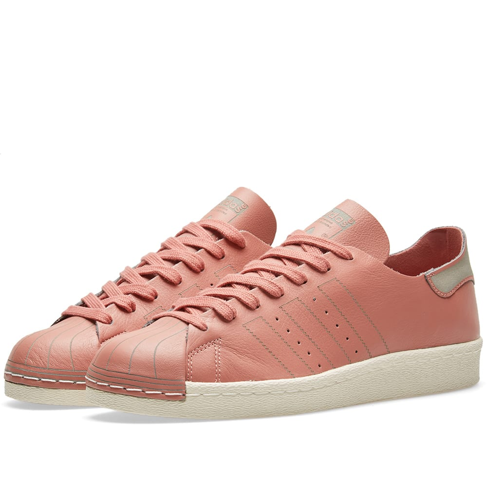 sale retailer c556e 1c5b2 Adidas Superstar 80s Decon W