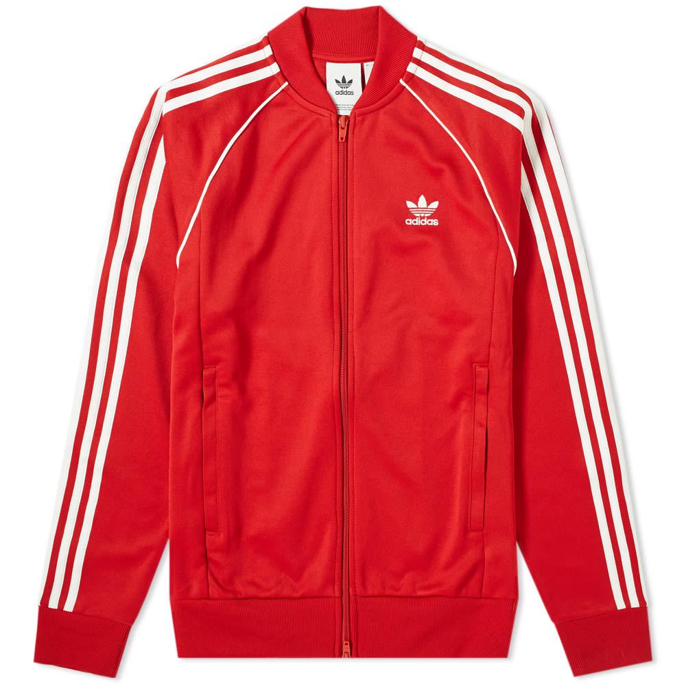 best website 26212 a3224 Adidas Superstar Track Top