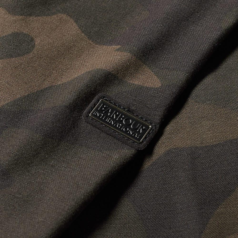 b0d28ea12599d Barbour International Camo Overshirt Dark Olive   END.